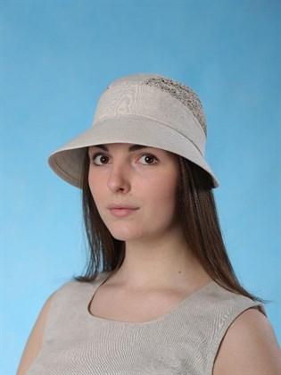 """Шляпа льняная """"Арго М"""""""