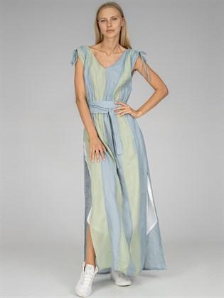 Платье женское двухслойное
