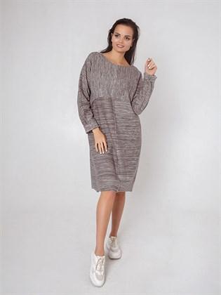 Платье из валяной шерсти