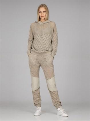 Льняные брюки Арт. 19040 (фото 1)