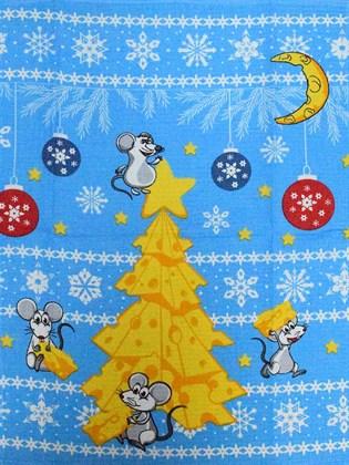 """Набор полотенец """"Новогодние радости"""""""