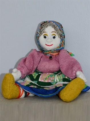 "Игрушка интерьерная ""Бабка"""