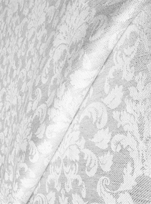 Постельное белье из льна комплект  1,5 спальный - Жаккардовый