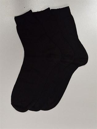 Белорусские носки мужские крашенный лен (3 пары)