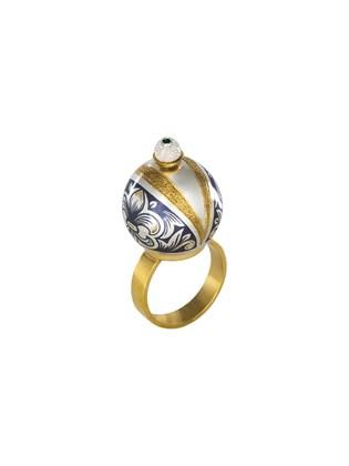 Серебряное кольцо Екатерина