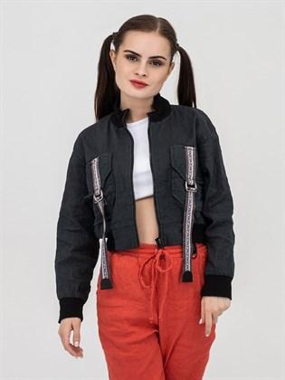 Куртка льняная