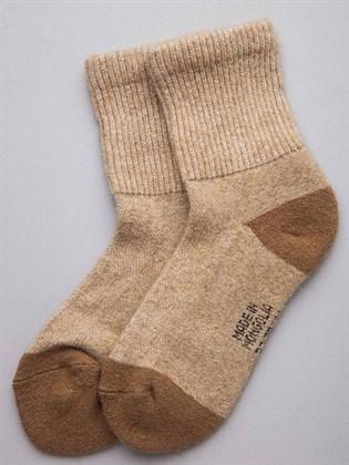 Носки из монгольской шерсти