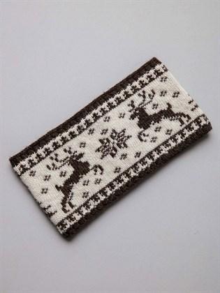 Повязка из монгольской шерсти