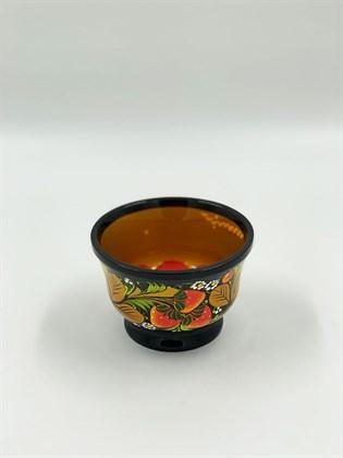 Чашка роспись хохлома ( 125*80)