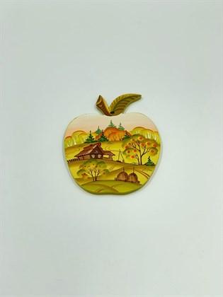 Доска разделочная № 4 (яблоко)