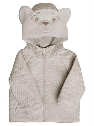 """Куртка детская из льна """"Медведь"""""""
