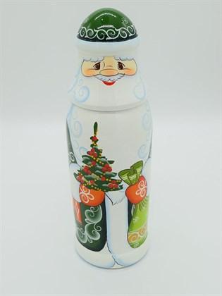 Дед Мороз футляр для вина