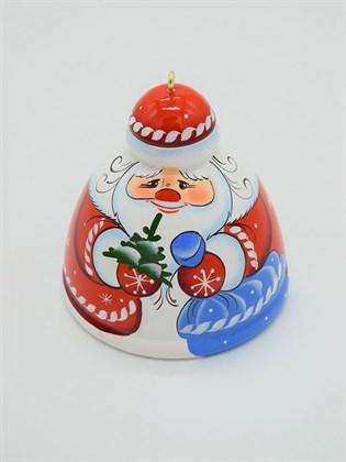 Колокольчик большой Дед Мороз