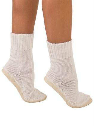 Джурабы-носки вязаные