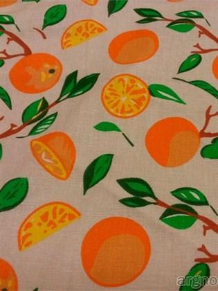 Скатерть Апельсины