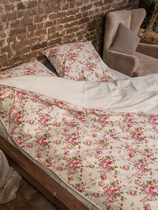 Постельное белье 2-спальный из льна