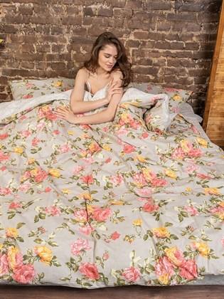Постельное белье 1,5-спальный из льна