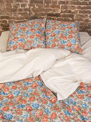 Постельное белье 2-спальное из льна