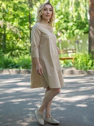 Платье-рубашка летнее