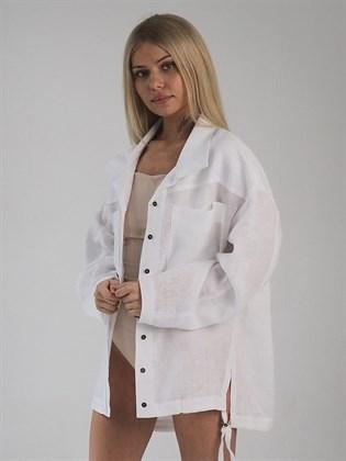 Блузка женская из 100% льна