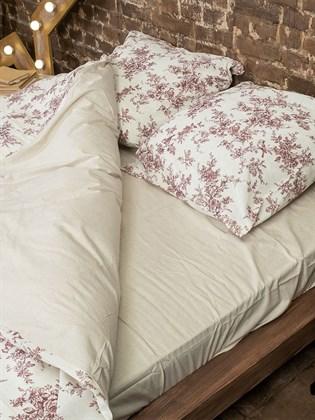 Постельное белье 1,5-спальное льняное