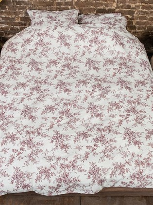 Постельное белье двуспальное льняное