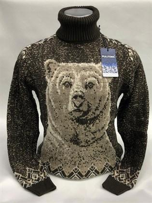 Свитер Медведь