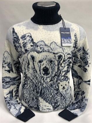 Свитер Снежный медведь