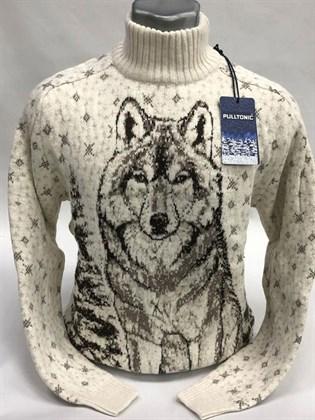 Свитер Волк