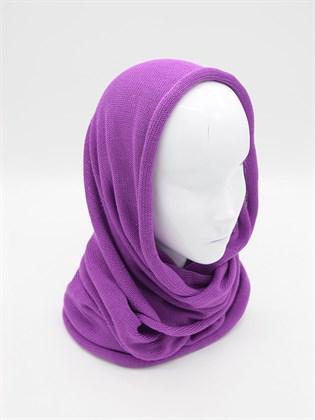 Снуд из льна (шарф-хомут)