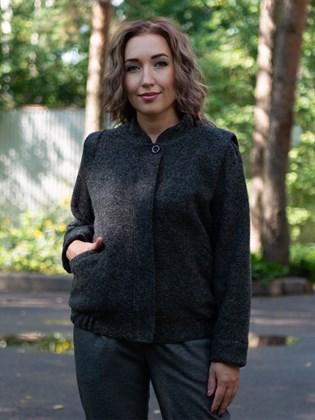 Куртка женская из вареной шерсти