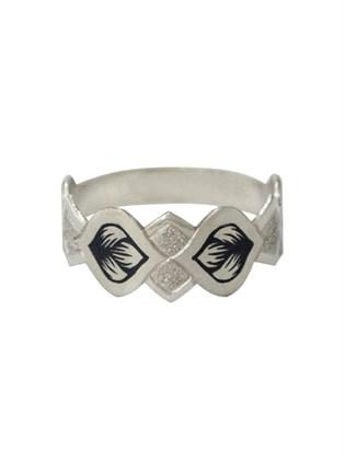 Кольцо из серебра Сударыня