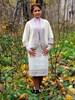 Пончо женское с полушерстью - фото 26805