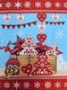 """Набор полотенец """"Рождественский гостинец"""" - фото 37348"""