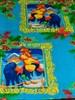 Полотенце вафельное - Петушок - фото 38150
